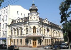 Дом Маргариты Черновой (Достопримечательности)