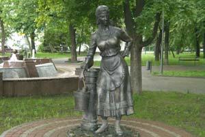 Памятник водопроводу