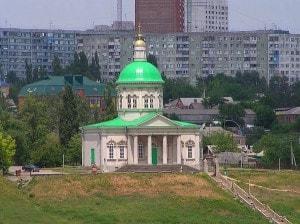 Церковь Сурб Хач