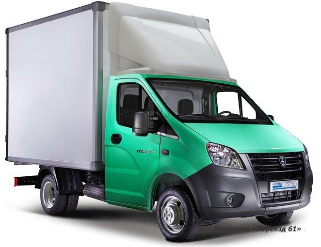 Газели «Фургон»